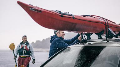 Thule na vodní a zimní sporty