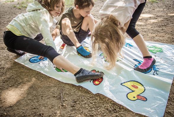 ponožkoboty skinners pro děti